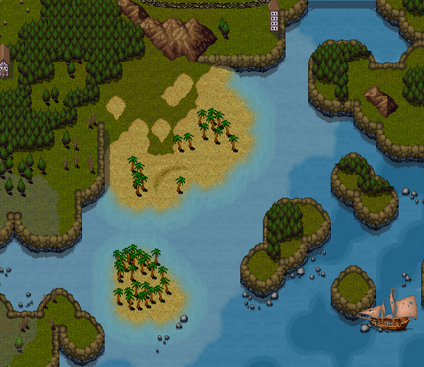 XP] This is the best World Map Tileset Ever